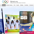 International Olympic Committee website