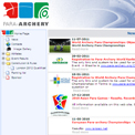 Para-Archery website