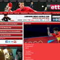 Table Tennis Association website