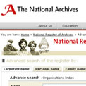 National Register of Archives