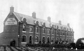 Photograph of Foresters Asylum, Kent, 1890 (Catalogue reference: COPY 1/401)