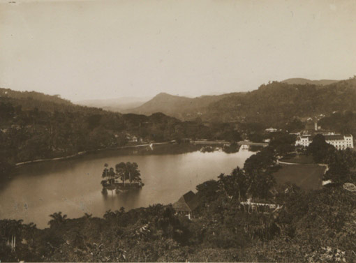 Kandy, Sri Lanka, c.1930s. Catalogue reference: CO 1069/583