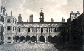 Old Somerset House, 1808 (catalogue reference: WORK 30/265)