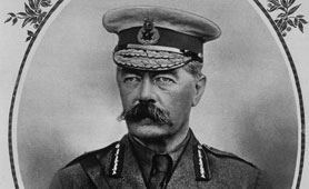 Lord Kitchener, 1916 (Catalogue reference ZPER 34/148)
