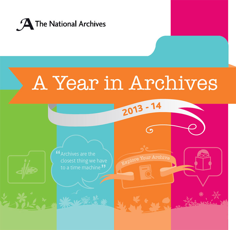 A Year in Archives 2013-14