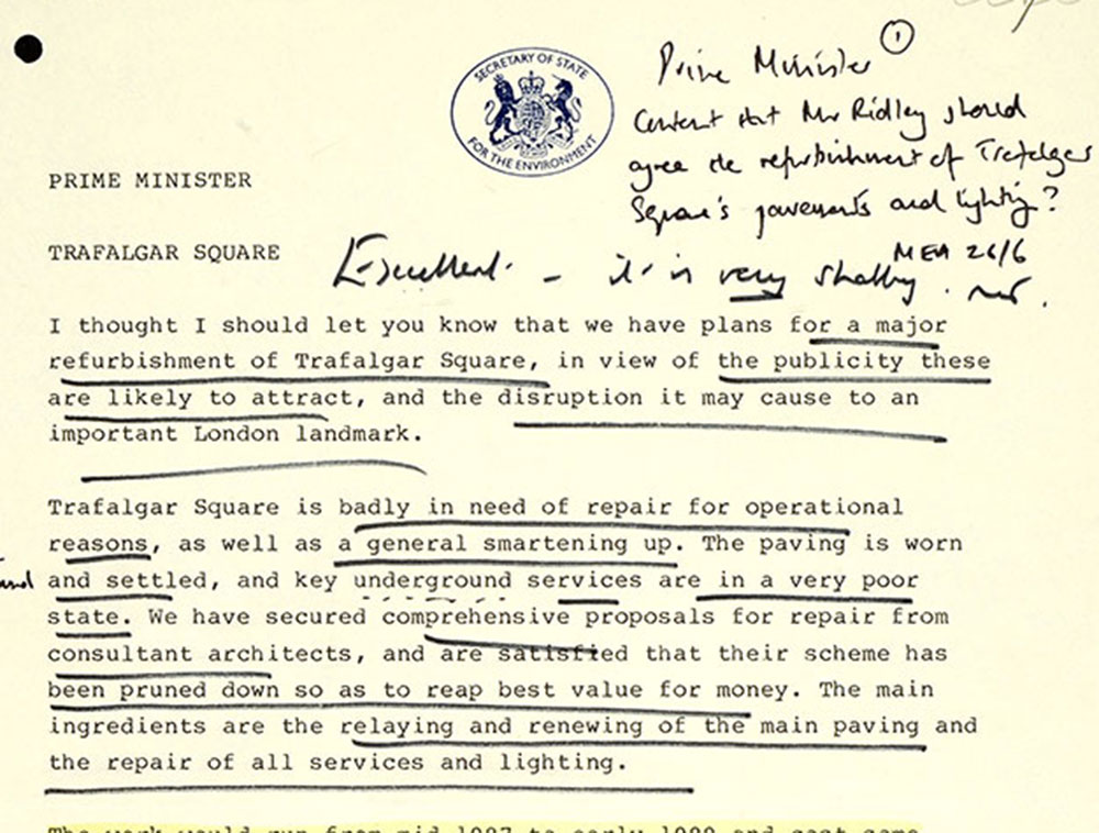 prime ministers office files prem 1985 the national archives