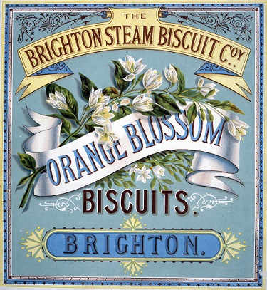 A copyright image (catalogue reference COPY 1/48) of the Brighton Steam Biscuit Company. The dissolution files for this company are in BT 31/2835/15579. Purchase a copy of this image from our Image Library.