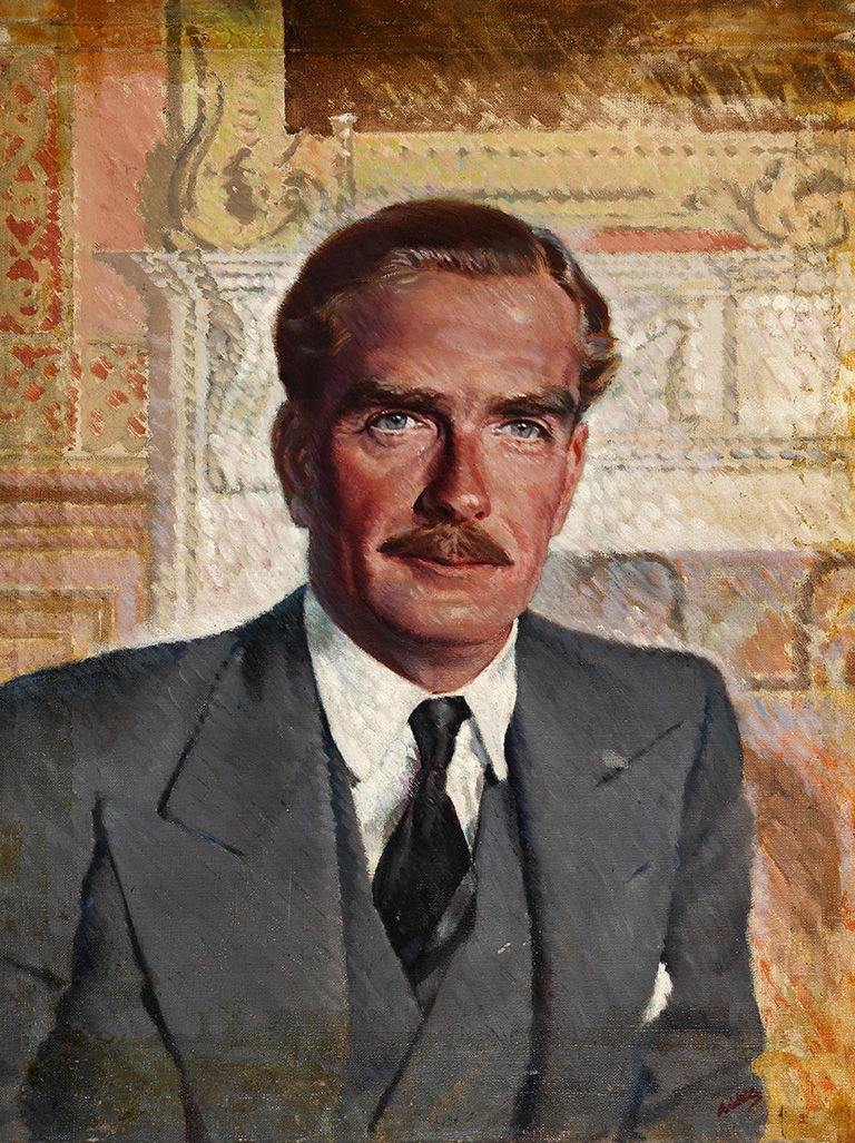 sir anthony eden u0026 39 s private office papers 1935-1946