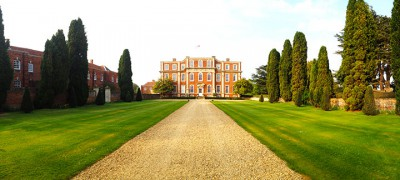 Chicheley Hall (used under the Creative Commons Attribution-Share Alike 3.0 Unported)