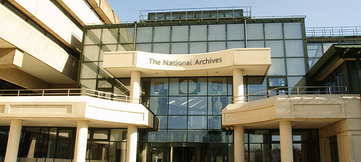The National Archives Publishes Reports On Born