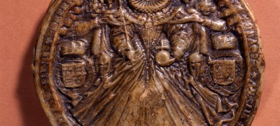 Image of The Great Seal of Elizabeth I