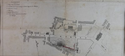 Image of St Peter's Field map