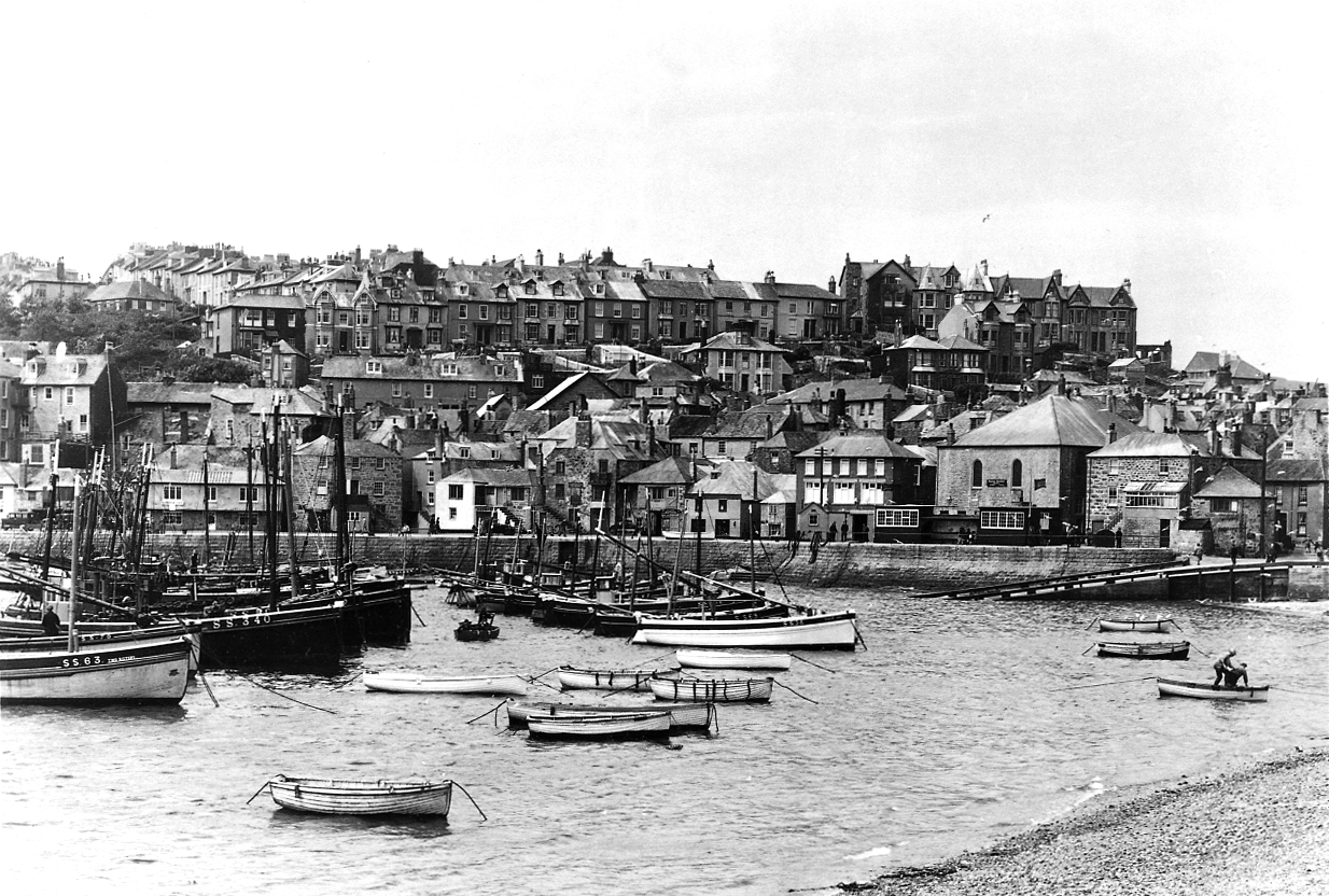 INF9-706 St Ives, Cornwall, 1930s