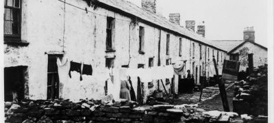 Image of Miners' housing