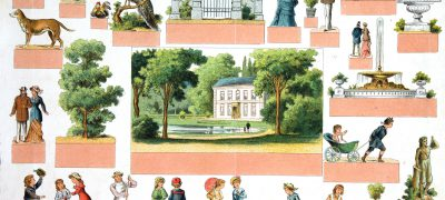 Image of Victorian Country House 1882