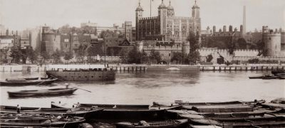 Image of Tower of London 1901