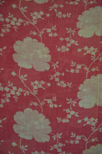 Image of floral patterned textiles from the BT design register at The National Archives